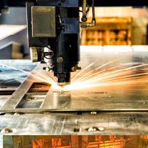 Laser Cutting, Nitrogen Gas