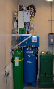 Oxygen Filling Station is an Essential for Healthcare Facilities.