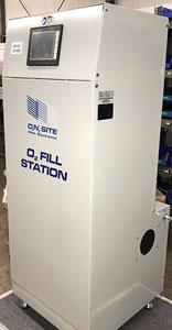 Nitrogen Fill Station