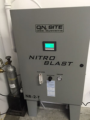 The Perfect Pint – Nitrogen Gas for Beer in Bars
