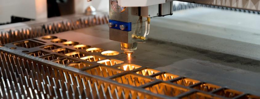 Nitrogen Gas Is the Secret Behind Crisp, Effective Laser Cutting