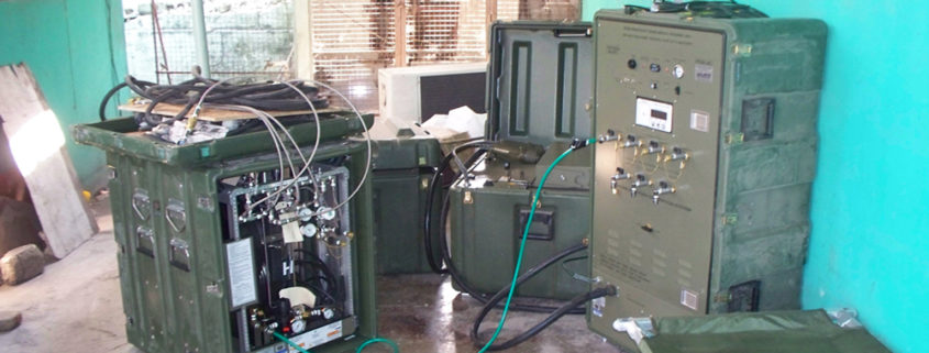 Why the Military Relies on Portable Oxygen Generators