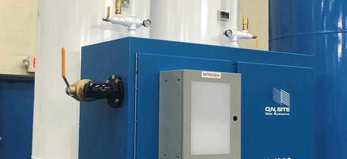 Why Choose On-Site Nitrogen Gas Generators over Bottled Nitrogen Gas Cylinders?