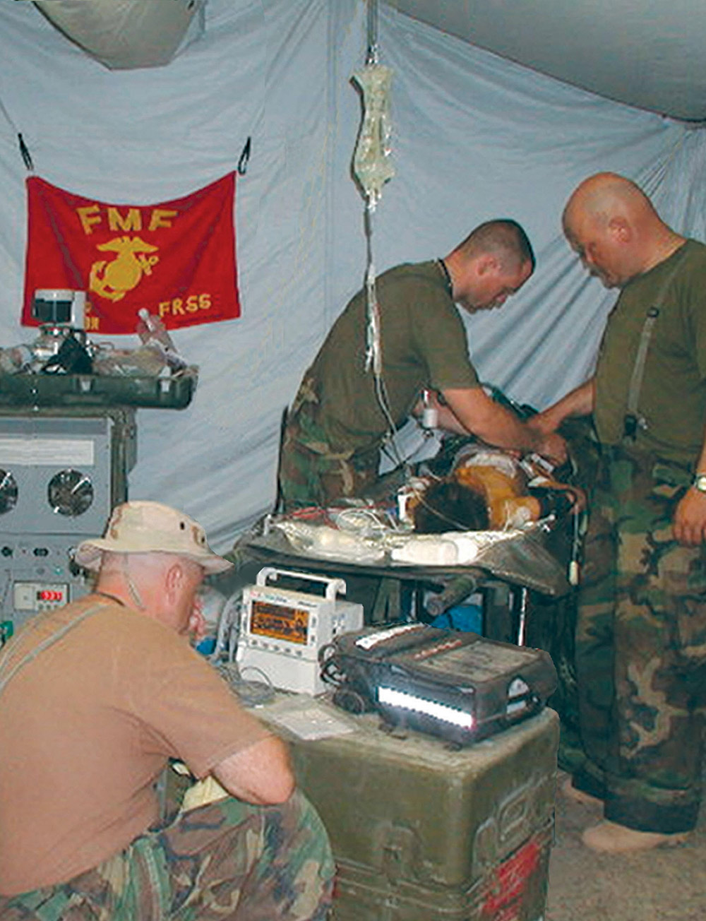 Military Medical Oxygen