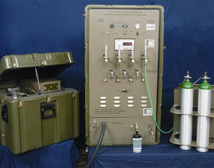 Portable Medical Oxygen Generator (POGS)